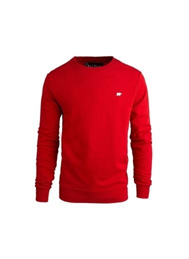 Bad Bear Erkek Sweatshirt Presage 200212012-Red Kırmızı